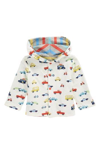 Infant Boys Hatley Reversible Hooded Cardigan