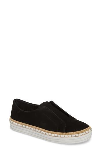 Jslides Karla Sneaker- Black