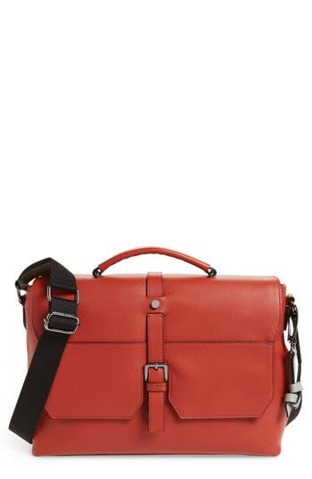 Ted Baker Sandune Leather Messenger Bag -
