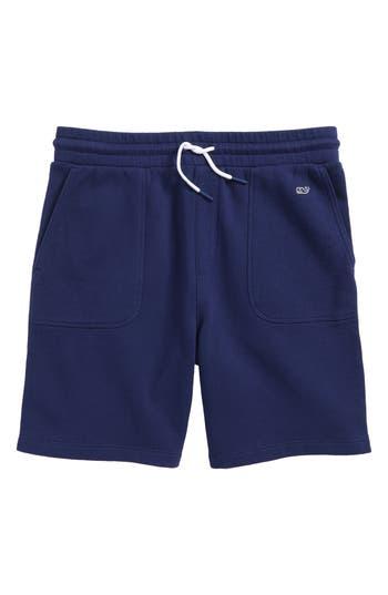 Boys Vineyard Vines Garment Dyed Knit Shorts