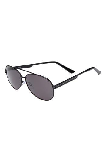 Boys Starlight Accessories Aviator Sunglasses  Black