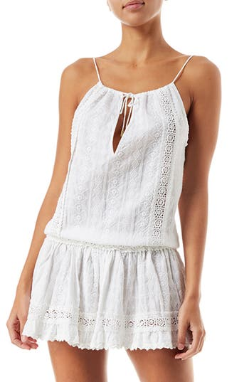 CHELSEA COVER-UP ROMPER from Nordstrom