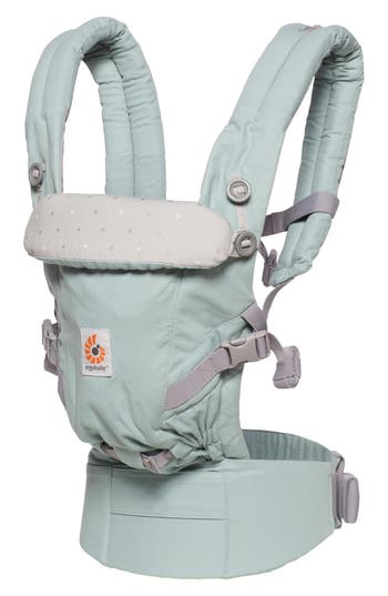 Infant Ergobaby Three Position Adapt Baby Carrier Size One Size  Grey