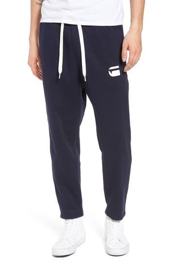 Core Stripe Crop Sweatpants