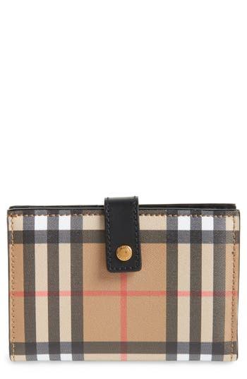 Burberry Marylebone Check Wallet