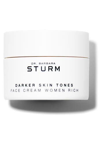 DR. BARBARA STURM DARKER SKIN TONES FACE CREAM RICH