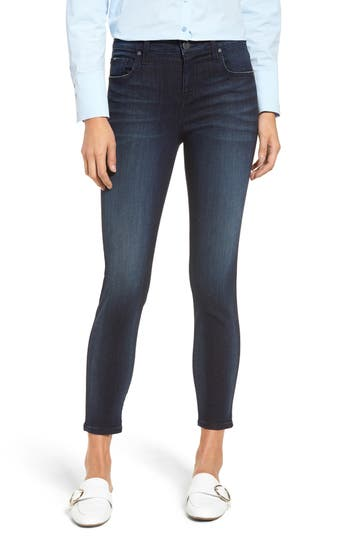 Kut from the Kloth Donna High Waist Skinny Ankle Jeans