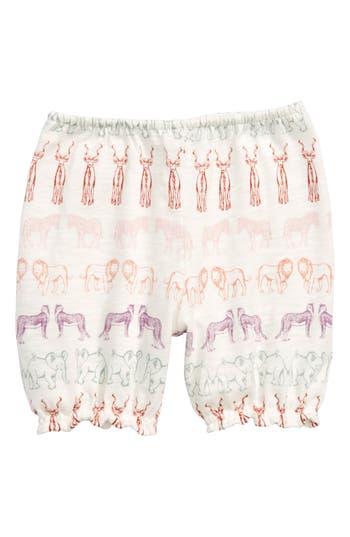 Infant Girls Peek Simba Bubble Shorts