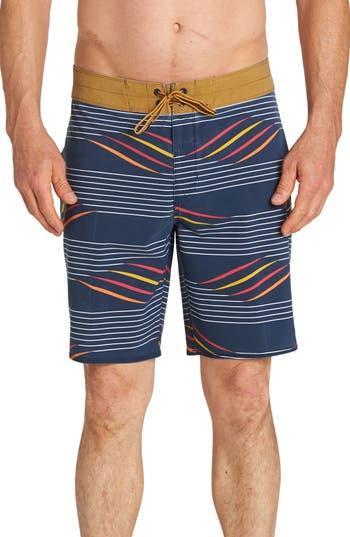 Billabong Sundays X-Stripe Board Shorts