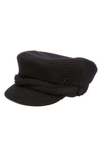 Maison Michel New Abby Baker Boy Cap