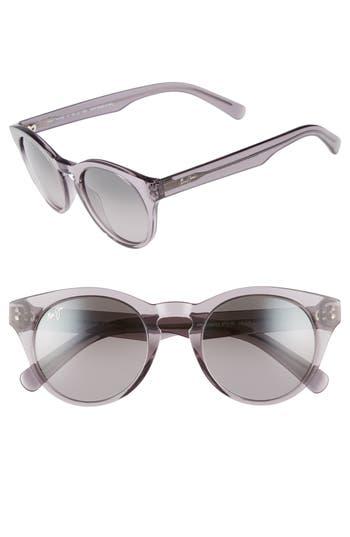 Maui Jim Dragonfly 49mm Polarized Cat Eye Sunglasses