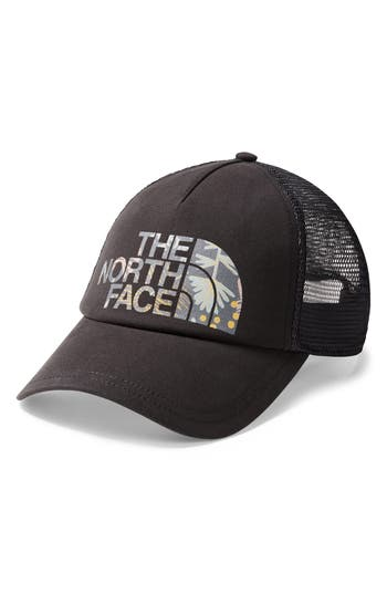 THE NORTH FACE LOW PRO TRUCKER HAT - BLACK
