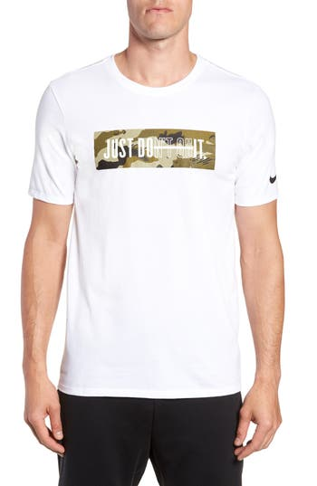 Nike Dry Just Don't Quit T-Shirt