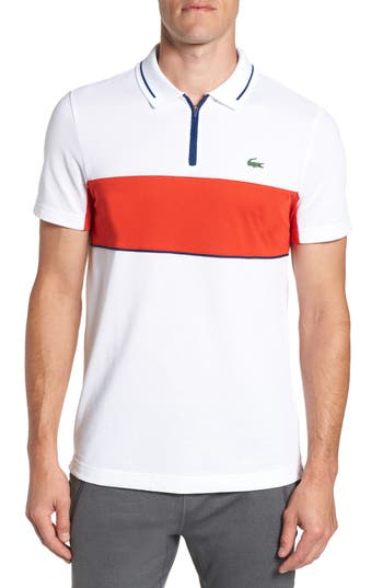 Lacoste Fancy Colorblock Piqué Polo
