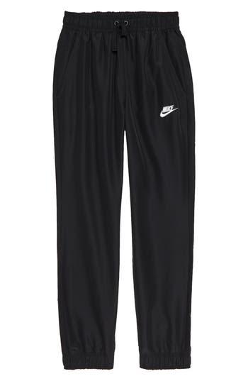 Boys Nike Sportswear Woven Jogger Pants