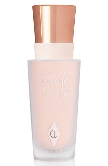 CHARLOTTE TILBURY MAGIC FOUNDATION BROAD SPECTRUM SPF 15 - 0 FAIR