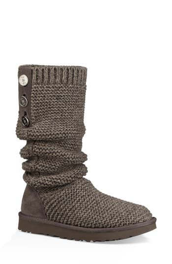 UGG® Purl Cardy Knit Boot