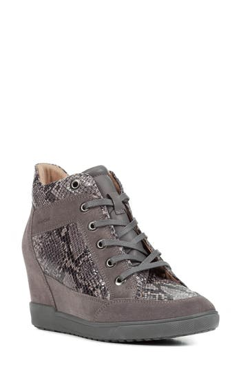 Geox Carum Wedge Sneaker