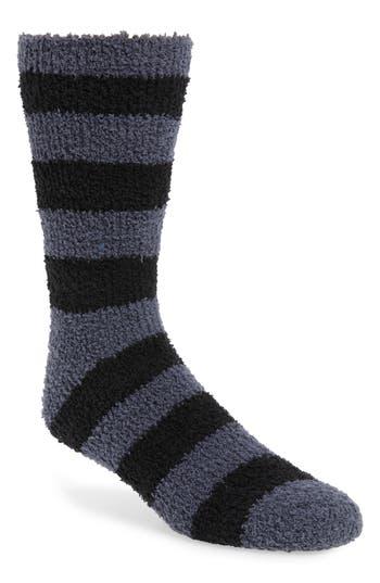 Nordstrom Men's Shop Rugby Stripe Butter Socks
