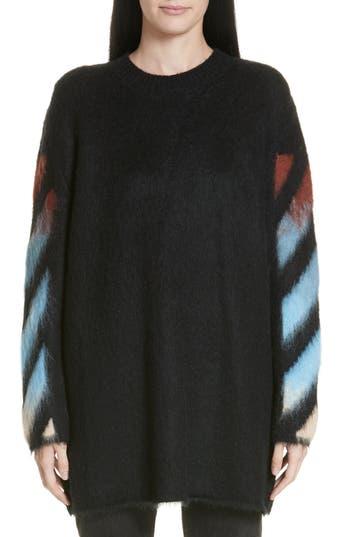Off-White Arrow Wool Blend Sweater