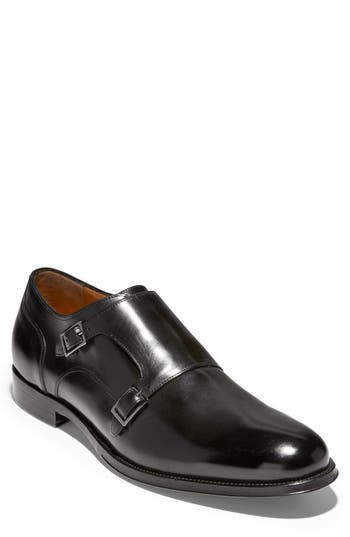 Cole Haan American Classics Gramercy Double Strap Monk Shoe