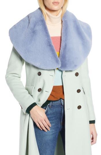 Halogen® x Atlantic-Pacific Faux Fur Wrap