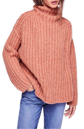 Free People Fluffy Sweater