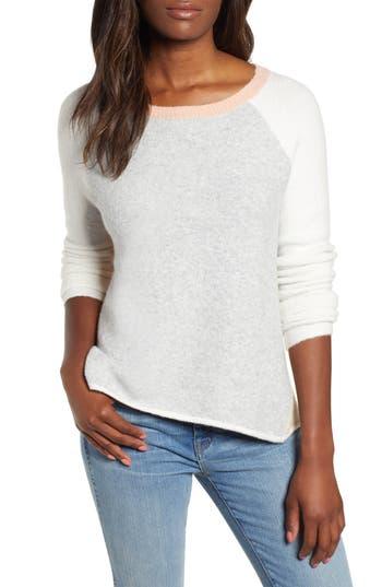 Caslon® Colorblock Sweater