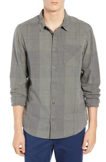 RVCA Good Stuff Check Flannel Shirt