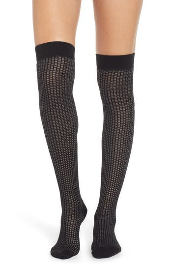 Treasure & Bond Chunky Knit Over the Knee Socks