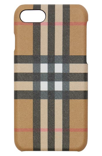 Burberry Vintage Check iPhone 8 Case