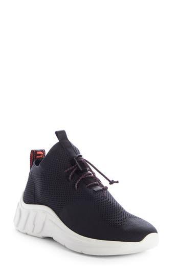 Miu Miu XL Knit Sock Sneaker