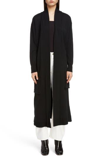 Y's by Yohji Yamamoto Long Belted Cardigan