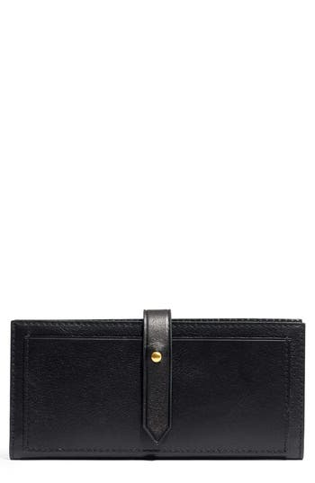 Madewell New Post Leather Wallet