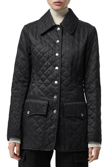 Burberry Borthwicke Quilted Jacket