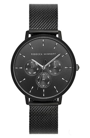 Rebecca Minkoff Major Chronograph Bracelet Watch, 38mm