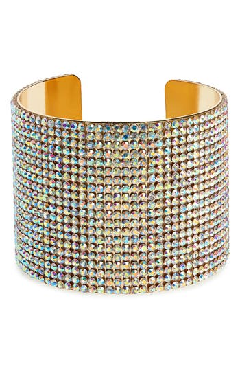 Area Stars Bling Crystal Cuff