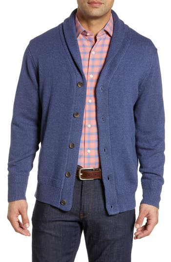 Peter Millar Seaside Shawl Collar Cardigan