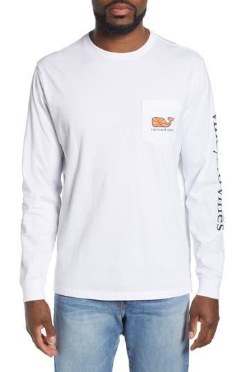 vineyard vines Whale Pocket Basketball Shirt