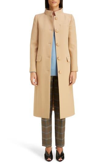 Givenchy Wool Crepe Jacket