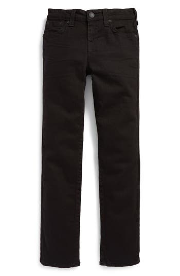 Boy's True Religion Brand Jeans 'Geno' Relaxed Slim Fit Jeans