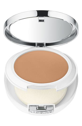 Clinique 'Beyond Perfecting' Powder Foundation + Concealer - Honey
