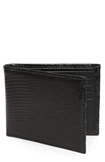 Torino Belts Genuine Lizard Wallet -