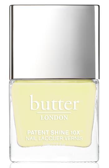 Butter London 'Patent Shine 10X' Nail Lacquer - Lemon Drop
