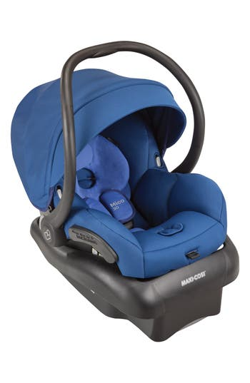 Infant MaxiCosi Mico 30 Infant Car Seat Size One Size  Blue