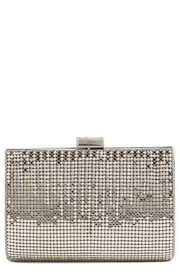 Whiting & Davis 'Diamond Drips' Evening Clutch - at NORDSTROM.com