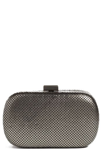Whiting & Davis Mesh Oval Minaudiere - at NORDSTROM.com