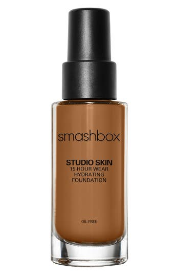 Smashbox Studio Skin 15 Hour Wear Foundation - 4.2 - Deep Warm Brown