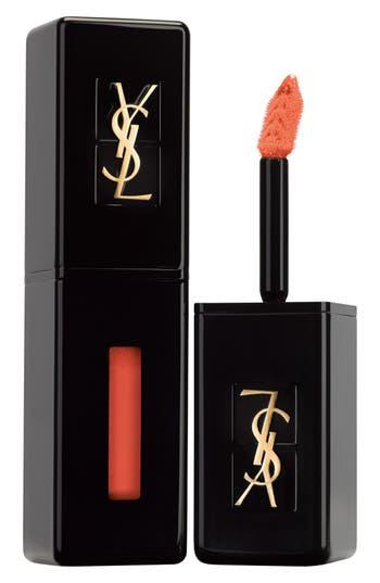 Yves Saint Laurent Vinyl Cream Lip Stain - 408 Coral Neo-Pop