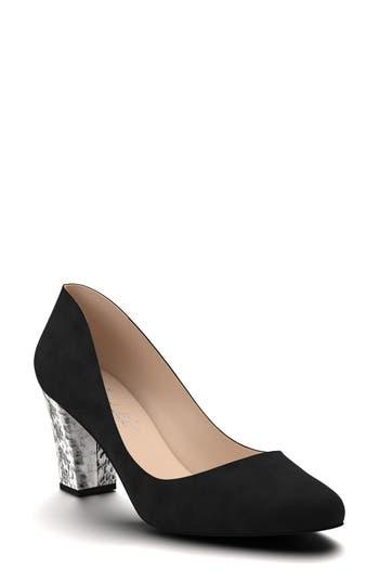 Shoes Of Prey Block Heel Pump